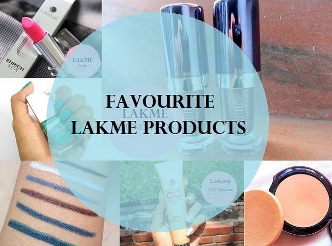 10 Bedste Lakme produkter i Indien