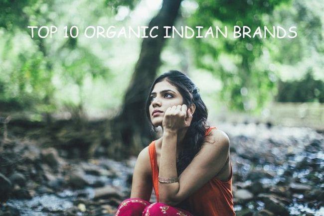 10 Bedste økologisk hudpleje mærker og produkter i Indien