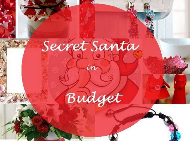 10 Bedste hemmelighed santa gaveideer under Rs.500: til ham og hende