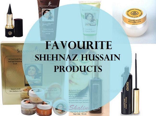 10 Bedste shahnaz husain produkter tilgængelige i Indien