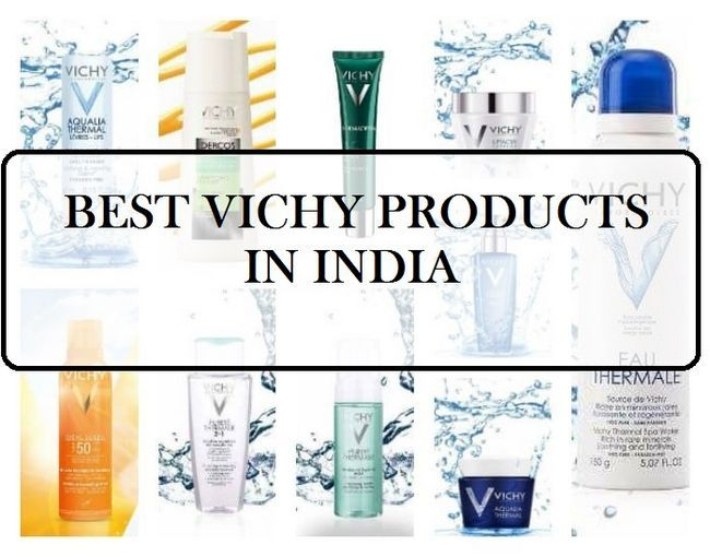 10 Bedste Vichy produkter tilgængelige i Indien