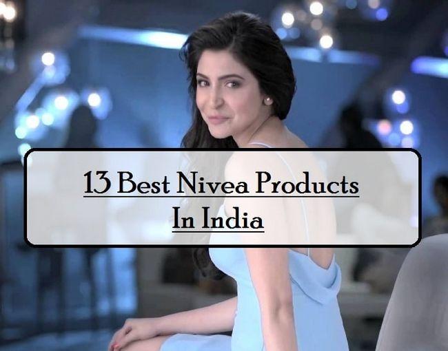 13 Bedste NIVEA produkter tilgængelige i Indien