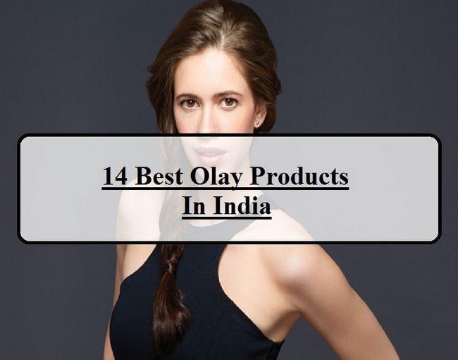 14 Bedste Olay produkter tilgængelige i Indien