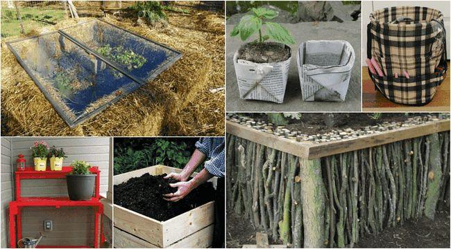 15 Skal se DIYs at få din have klar til foråret