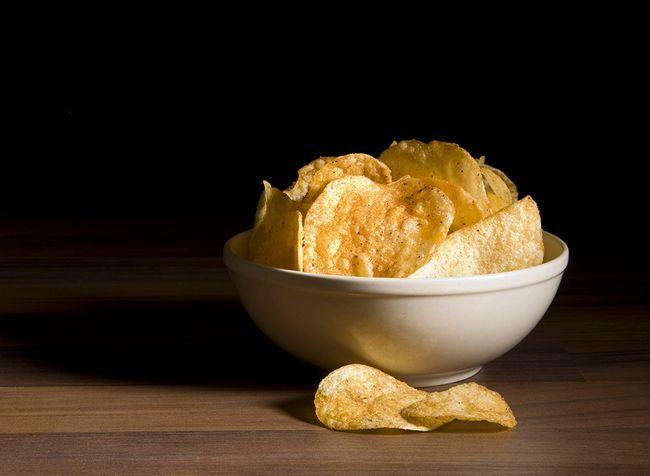 Eksperimenter afslører junk food `s skade på tarmen
