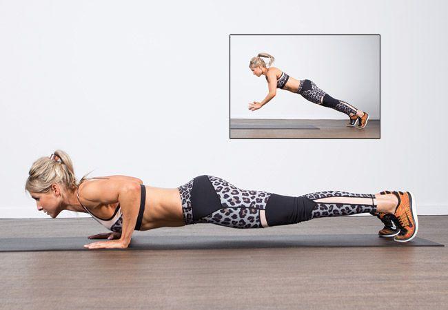 5 Udstyr gratis øvelser til at tone din overkrop
