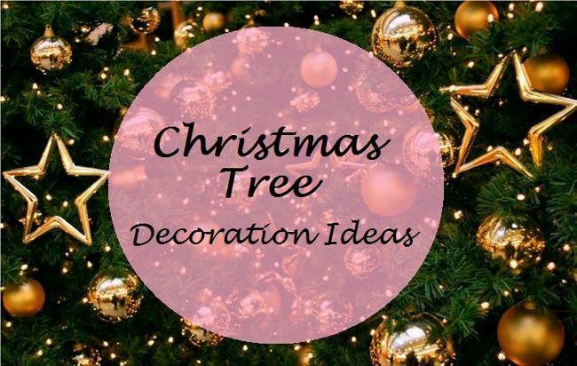 6 Bedste let juletræ dekoration idéer