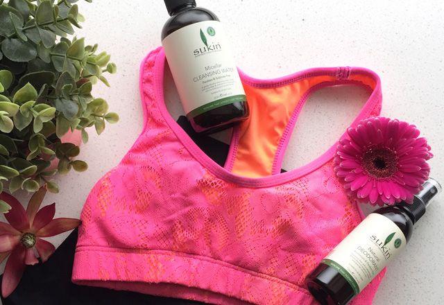 6 Must-have skønhedsprodukter til din sportstaske