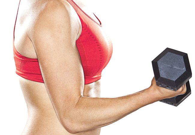 Kan styrketræning årsag tage på i vægt?