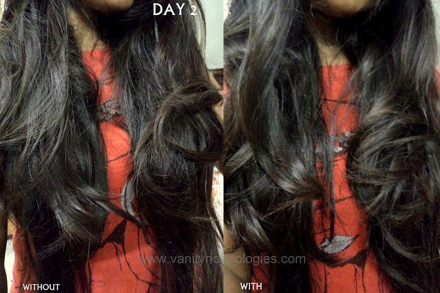 Kerastase hår udfordring: dag 2