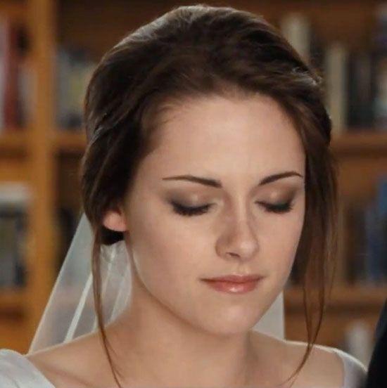 Kristen Stewarts brude makeup bryde daggry (del 1)