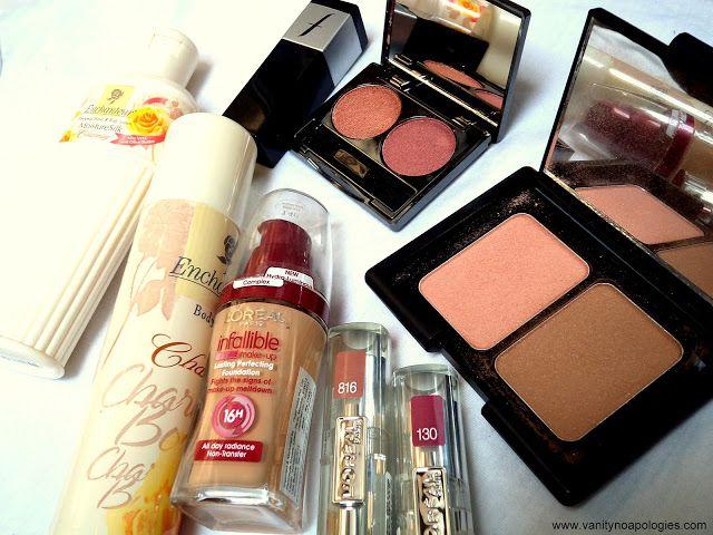 Makeup og skønhed favoritter: Marts 2012