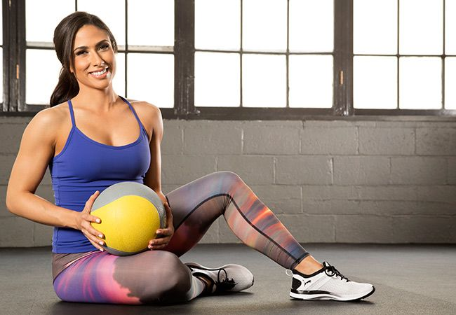 Medicin bold træning