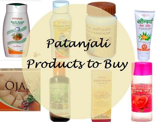 Mine 10 bedste Patanjali produkter til hud og hår i Indien