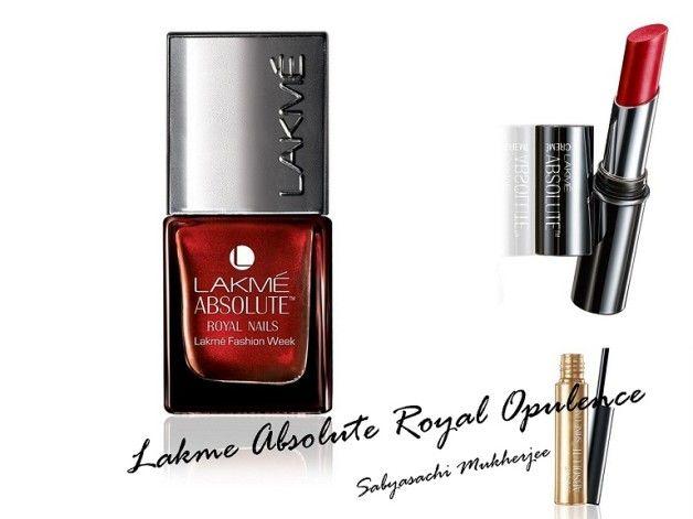 Ny Lakme absolutte kongelige overflod samling af sabyasachi: produkter, pris