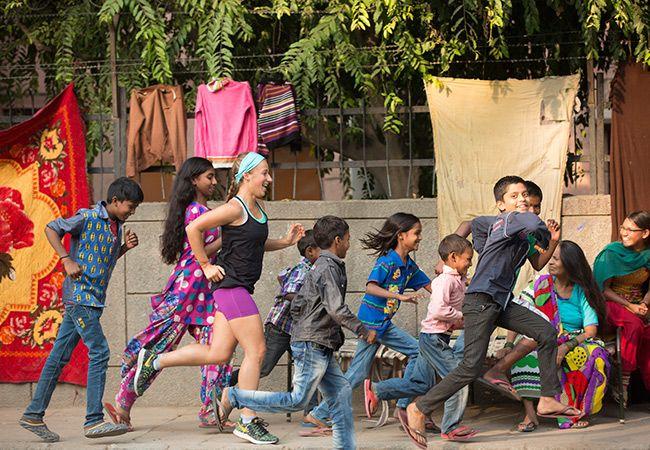 Samantha Gash planer rekord køre på tværs af Indien