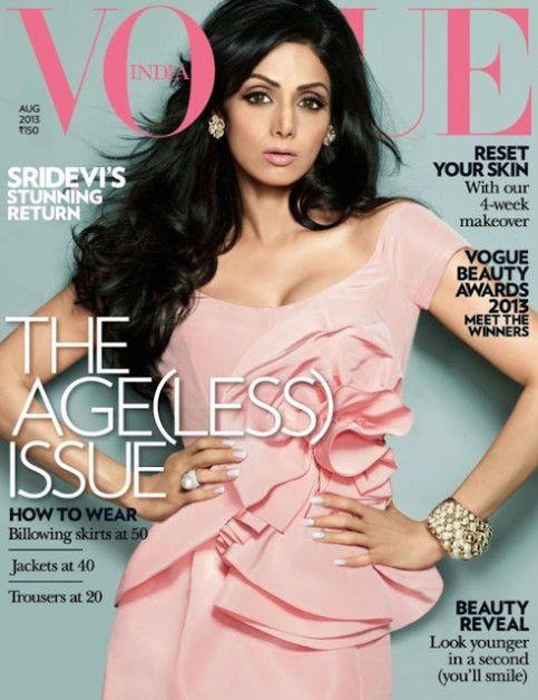 Vogue Beauty Awards 2013: vindende makeup, hud, hårpleje, duft